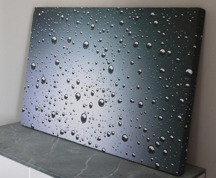 Zvuková izolace - akustické desigenové obrazy