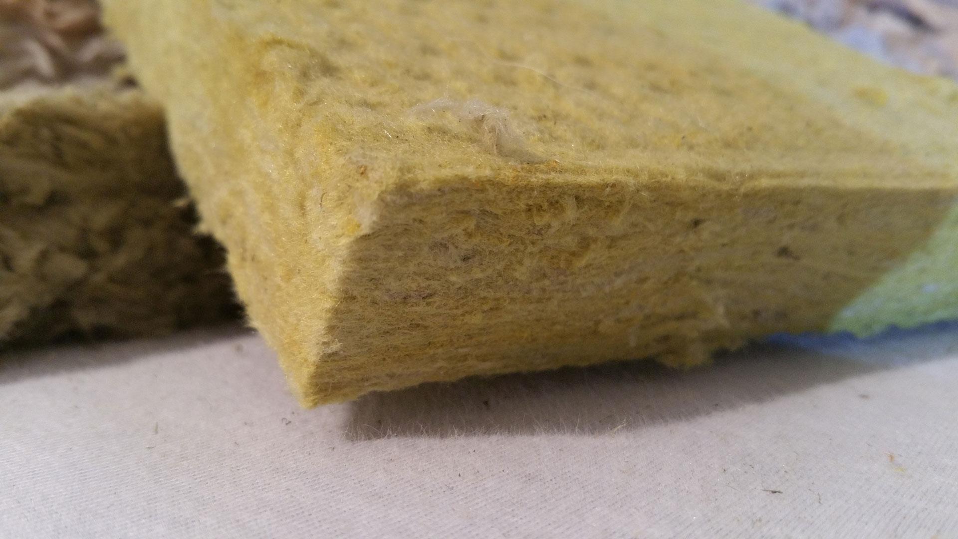 Minerální kročejová izolace