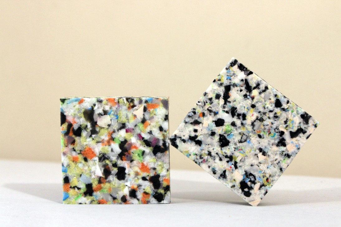 Reciklované molitany