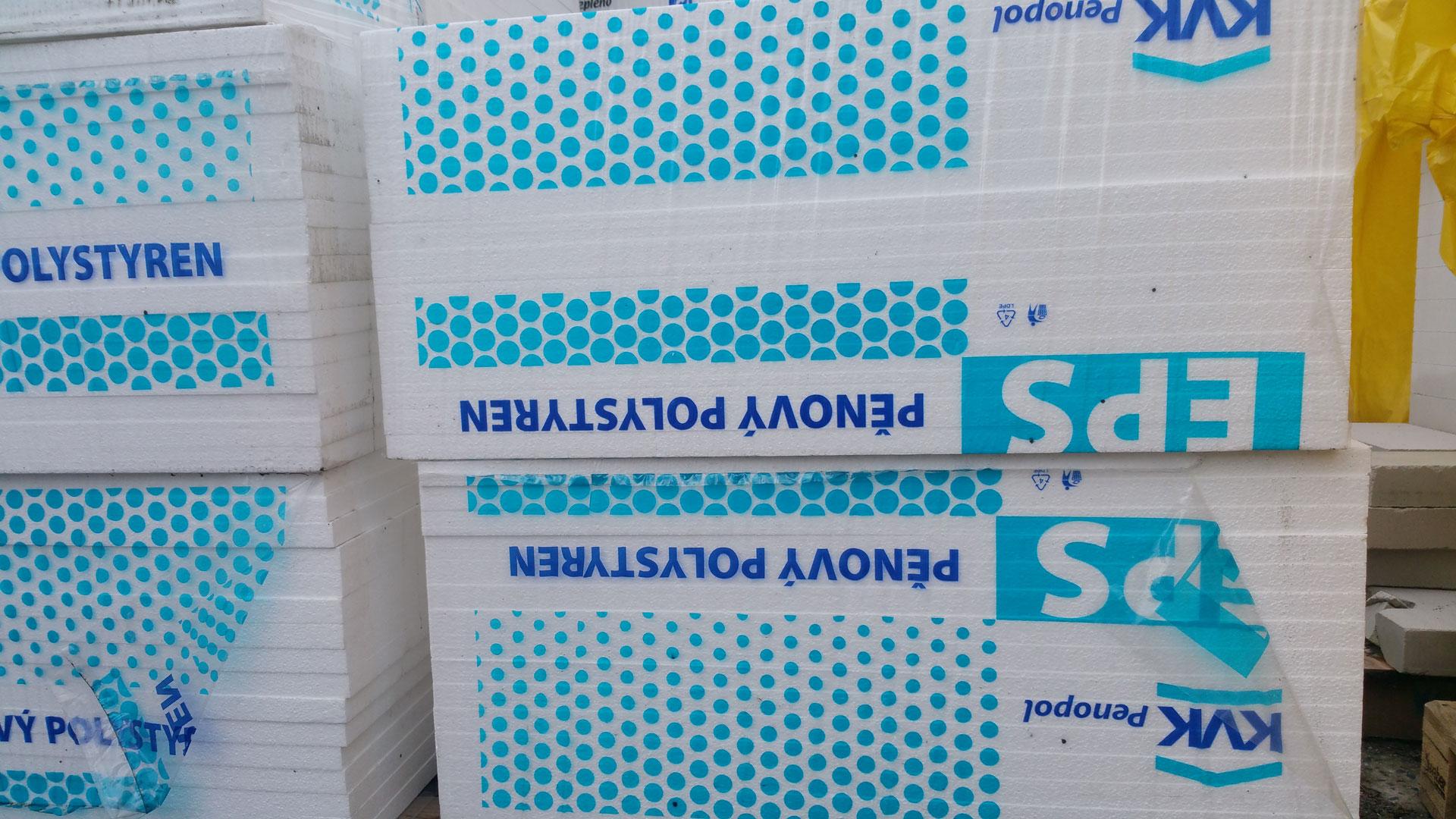 Zvoková izolace - Kročejova izolace z polystyrenu