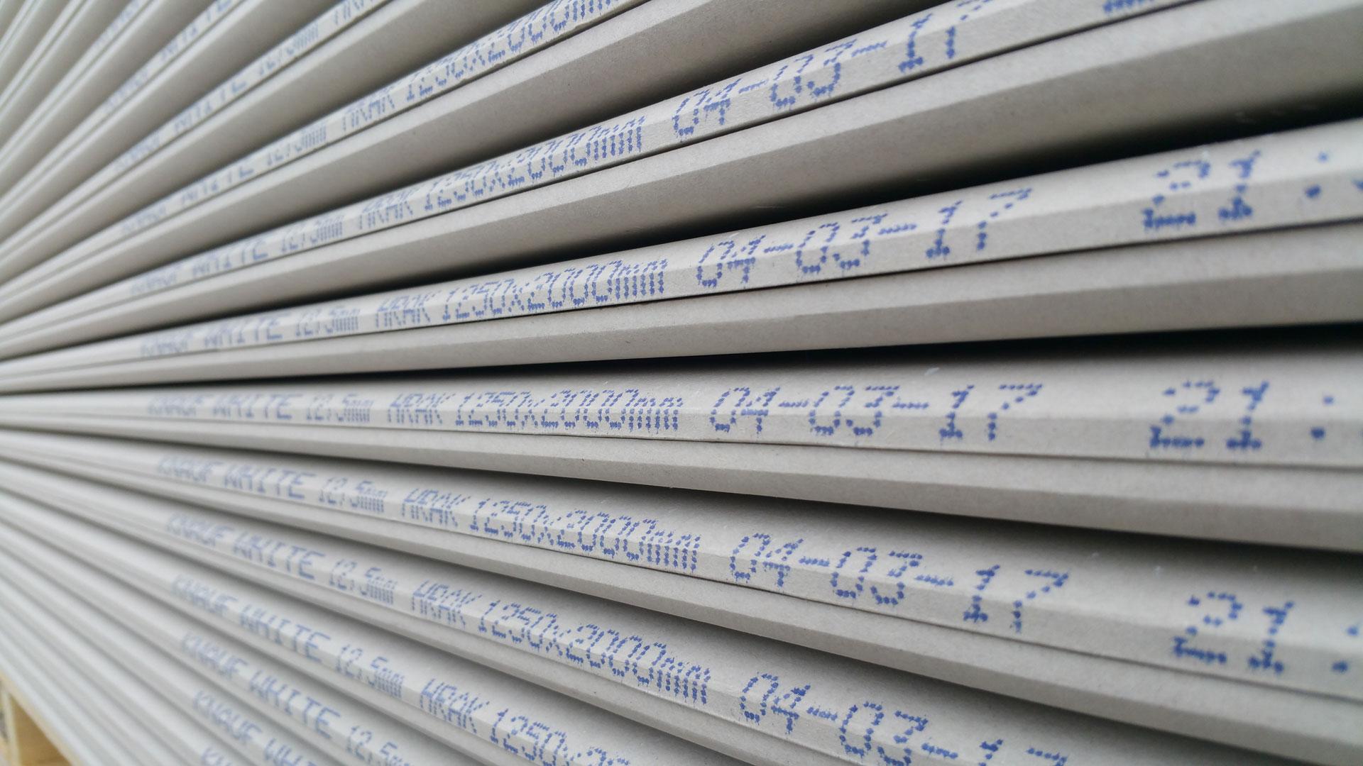 Zvoková izolace - Běžné sádrokartonové desky